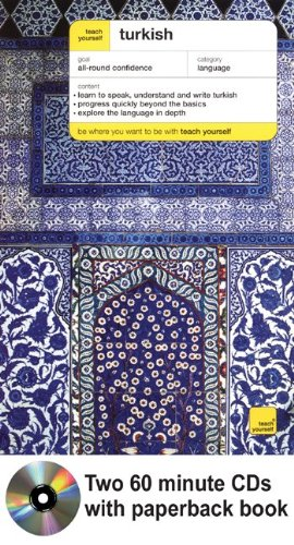 9780071434232: Teach Yourself Turkish Complete Course Audiopackage
