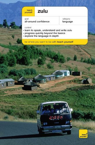 9780071434423: Teach Yourself Zulu Complete Course (Book Only) (Teach Yourself: Language)