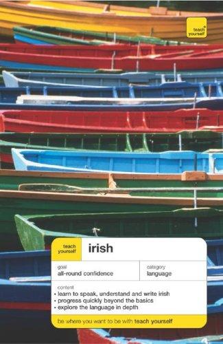 9780071434478: Teach Yourself Irish Complete Course