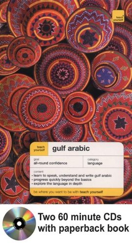 9780071434539: Teach Yourself Gulf Arabic Complete Course Package (Book + 2cds)