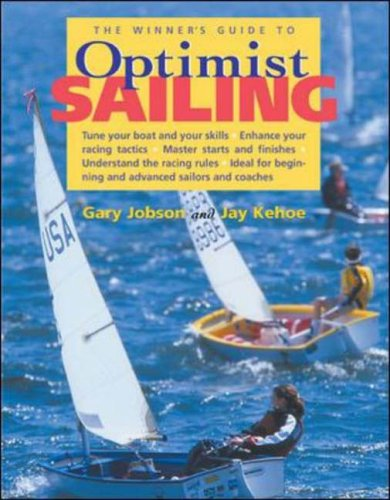 9780071434676: The Winner's Guide to Optimist Sailing