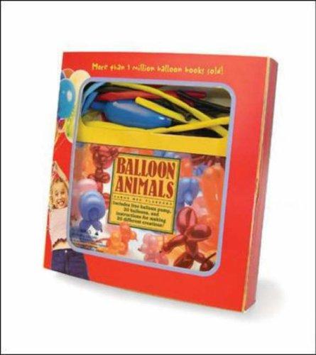 9780071434744: Balloon Animals