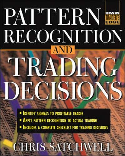 9780071434805: Pattern Recognition and Trading Decisions (McGraw-Hill Trader's Edge)