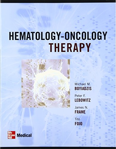 9780071434973: Hematology - Oncology Therapy