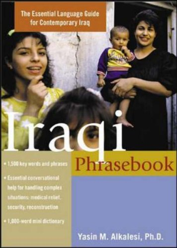 9780071435116: Iraqi Phrasebook : The Complete Language Guide for Contemporary Iraq