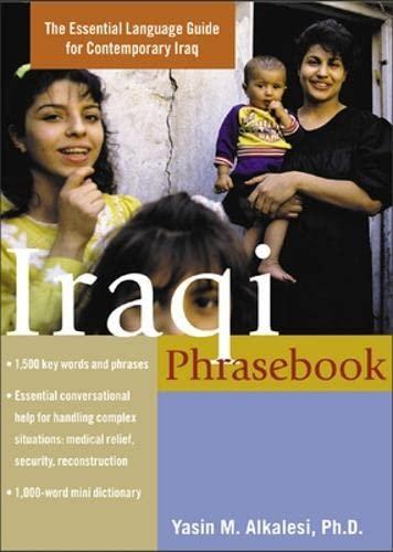9780071435116: Iraqi Phrasebook : The Complete Language Guide for Contemporary Iraq