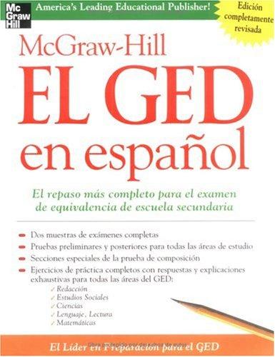 9780071435130: McGraw-Hill El GED en espanol