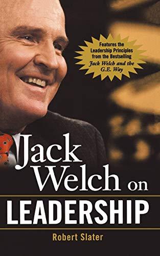9780071435277: Jack Welch on Leadership