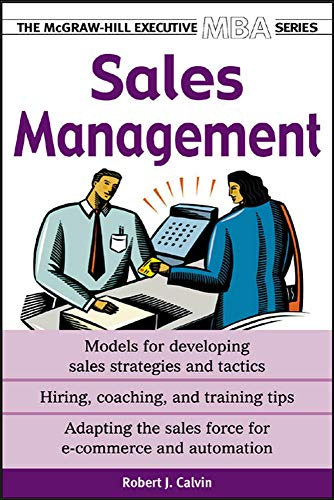 9780071435352: Sales Management