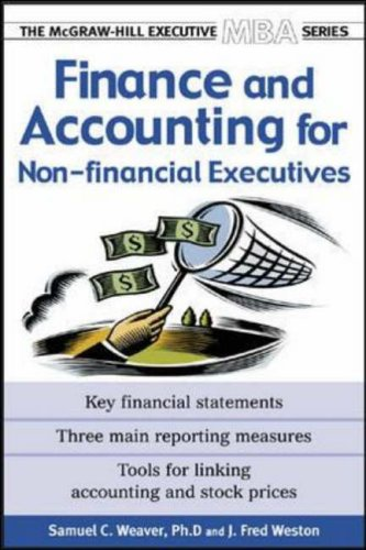 9780071435369: Finance & Accounting for Non-Financial Managers