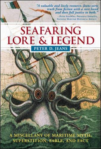 9780071435437: Seafaring Lore and Legend : A Miscellany of Maritime Myth, Superstition, Fable, and Fact