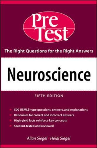 9780071436519: Neuroscience: PreTest Self-Assessment & Review (Pre-Test Basic Science Series)