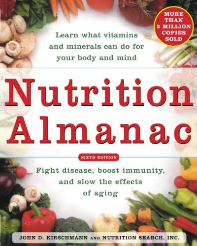 9780071436588: Nutrition Almanac