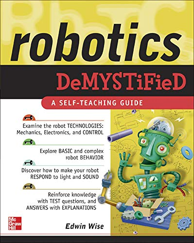 9780071436786: Robotics Demystified