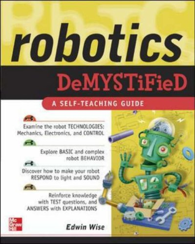 9780071436786: Robotics Demystified