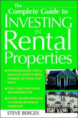 9780071436823: The Complete Guide to Investing in Rental Properties