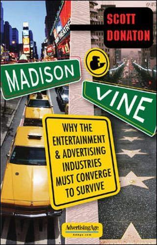 9780071436847: Madison & Vine