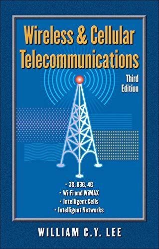 9780071436861: Wireless and Cellular Telecommunications