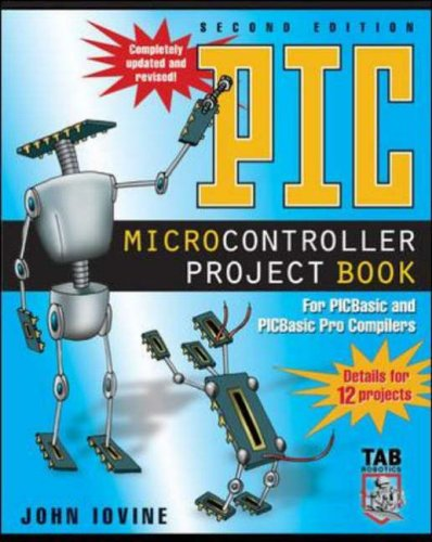 9780071437042: PIC Microcontroller Project Book : For PIC Basic and PIC Basic Pro Compliers