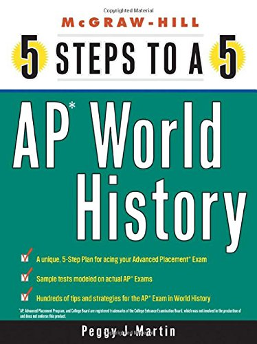 9780071437141: 5 Steps to a 5 AP World History