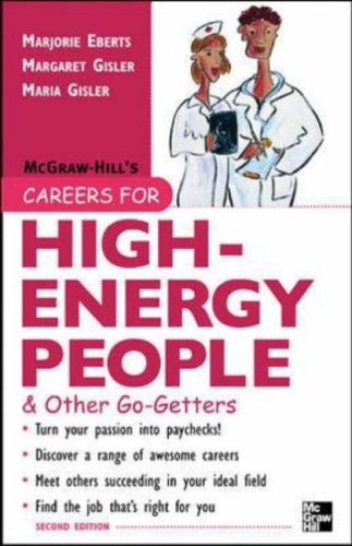 9780071437301: Careers for High-Energy People & Other Go-Getters (Careers For Series)