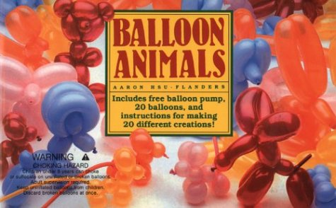 9780071437424: Balloon Animals