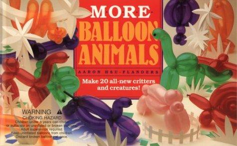 9780071437431: More Balloon Animals