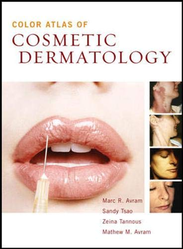 9780071437615: Color Atlas of Cosmetic Dermatology: A Medical and Surgical Reference