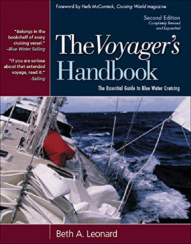 9780071437653: The Voyager's Handbook: The Essential Guide to Bluewater Cruising