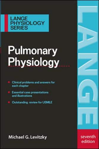 9780071437752: Pulmonary Physiology, Seventh Edition (Lange Physiology Series)