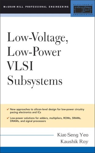 9780071437868: Low Voltage, Low Power VLSI Subsystems