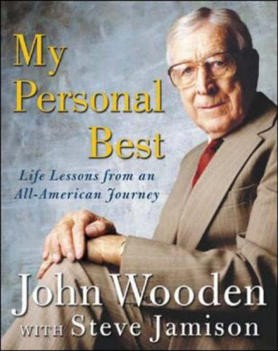 9780071437929: My Personal Best : Life Lessons from an All-American Journey