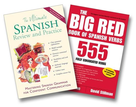 9780071438087: Gordon Ultimate Spanish Grammar Powerpack Two-Book Bundle (The Big Red Book of Spanish Verbs, The Ultimate Spanish Review and Practice)