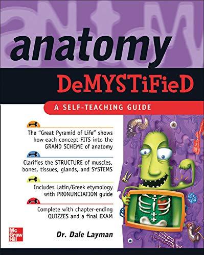 9780071438278: Anatomy Demystified