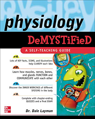 9780071438285: Physiology Demystified