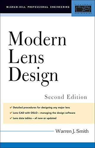9780071438308: Modern Lens Design (McGraw-Hill Professional Engineering)