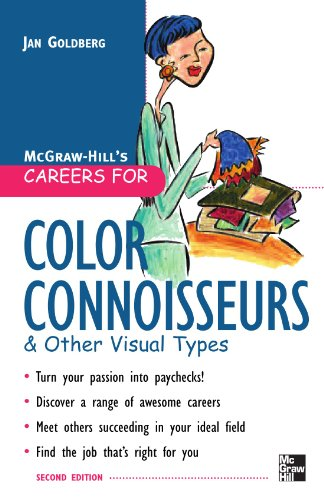 9780071438551: Careers for Color Connoisseurs And Other Visual Types, Second edition (Careers For Series)