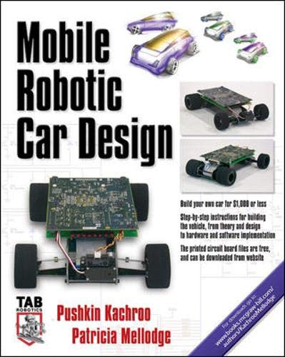 9780071438704: Mobile Robotic Car Design (Tab Robotics)