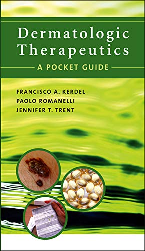9780071438896: Dermatologic Therapeutics: A Pocket Guide (Medical/Denistry)