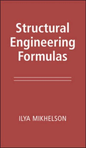9780071439114: Structural Engineering Formulas