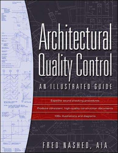 9780071439206: Architectural Quality Control: An Illustrated Guide
