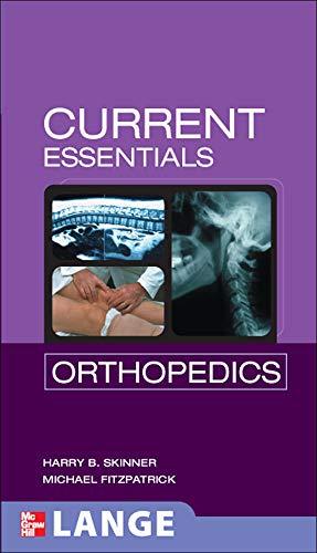 9780071439237: CURRENT Essentials Orthopedics (LANGE CURRENT Essentials)