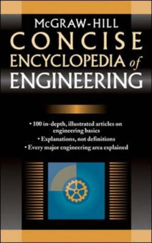 9780071439527: McGraw-Hill Concise Encyclopedia of Engineering