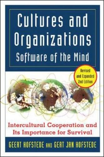 9780071439596: Cultures and Organizations: Software of the Mind