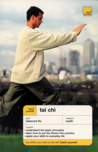 9780071439770: Teach Yourself Tai Chi (Teach Yourself (NTC))