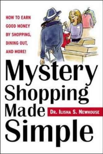 9780071440028: Mystery Shopping Made Simple
