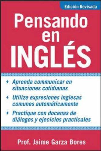 9780071440073: Pensando en ingles: Thinking in English