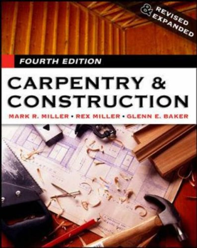 9780071440080: Carpentry & Construction