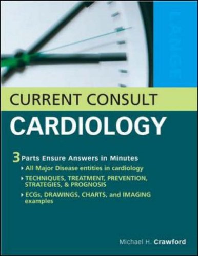 9780071440103: Current Consult Cardiology: Differential Diagnosis (Lange Current Consult)