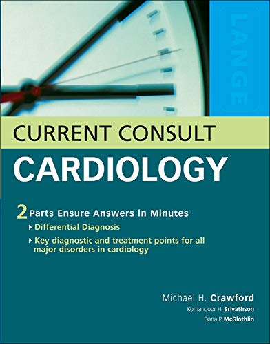 9780071440103: Current Consult: Cardiology